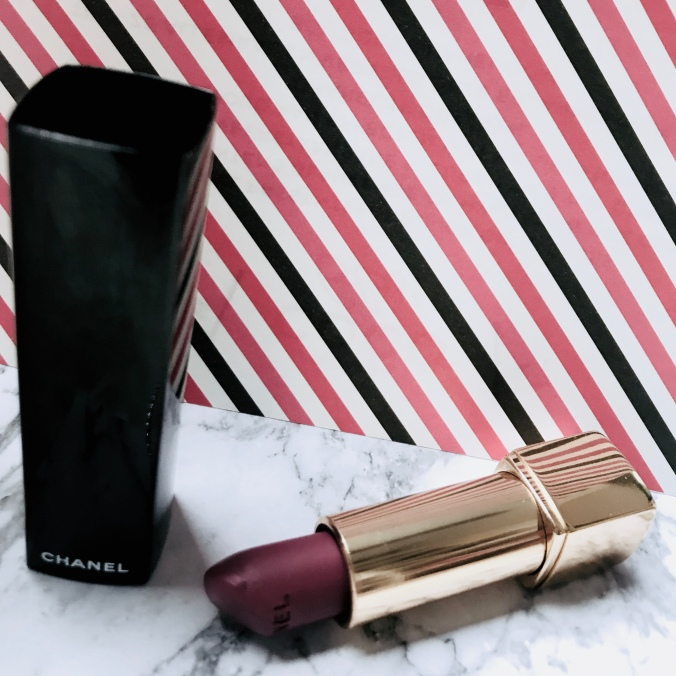 ONCLOUDNOIR - CHANEL ROUGE ALLURE VELVET 47 L'AMOUREUSE