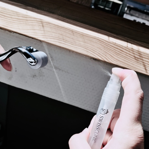 ONCLOUDNOIR - Sanitizing Spray Swiss Clinic