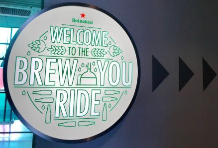 ONCLOUDNOIR - Heineken Experience Amsterdam