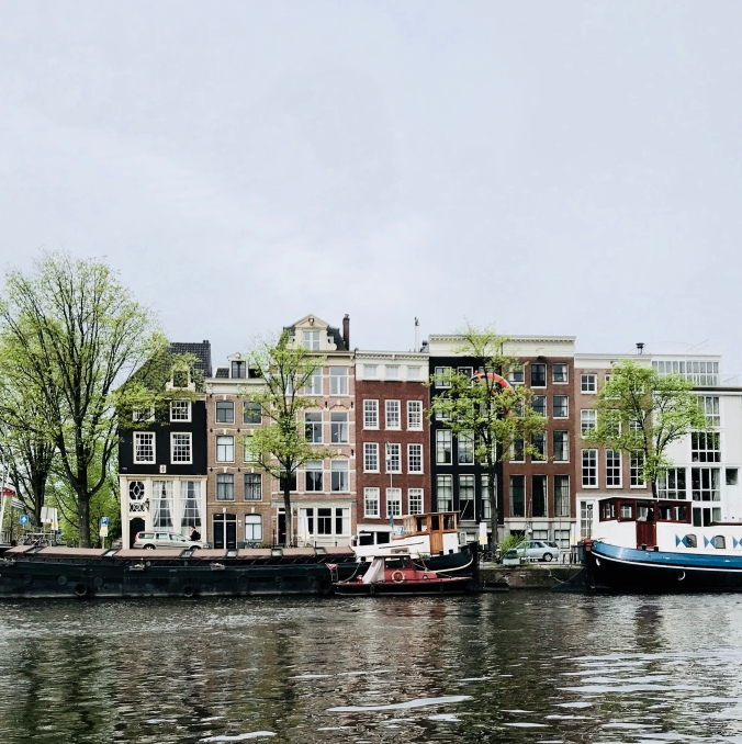 ONCLOUDNOIR - Boottocht Amsterdam