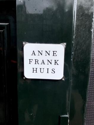 ONCLOUDNOIR - Anne Frank huis Amsterdam